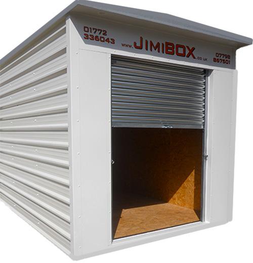 JimiBox Storage Unit  sc 1 st  JimiBOX | Storage units Preston | Self Storage Preston & JimiBOX Storage Units in Preston Lancashire