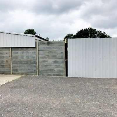 gated, secure compound in Preston, Lancashire