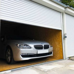 preston classice car storage